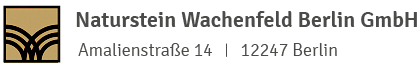 Naturstein Wachenfeld Berlin GmbH - Logo