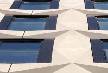 Glasfaserbetonfassaden von Naturstein Wachenfeld Berlin GmbH