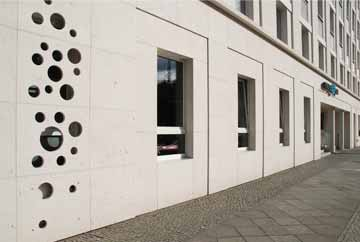Natursteinfassaden mit Glasfaserbeton aus 12247 Berlin